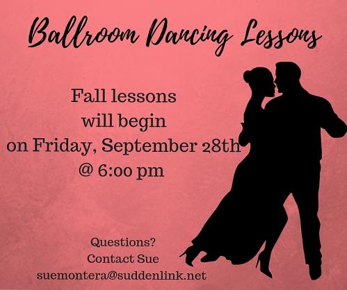 Ballroom Dancing Lessons (1)
